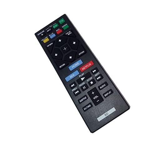 Replaced Remote Control Compatible For Sony Bdp-S2500 Bdp-Bx650 Bdp-S6500 Bd Blu-Ray Dvd Disc Player