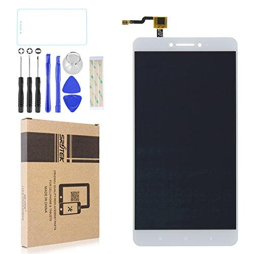 "Srjtek Parts Replacement Lcd Display Screen Assembly For Xiaomi Mi Max,With 6.44"" Touch Screen Digitizer For Repairing"