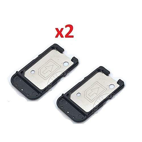 Walking Slow 2 Piece Micro Sim Card Tray Holder Replacement For Sony Xperia C5 (E5553, E5506) E5(G3311,G3313,G3216) Xperia Xa Ultra (F3211 F3212 F3213 F3215) And Xperia Xa Ultra(F3113)