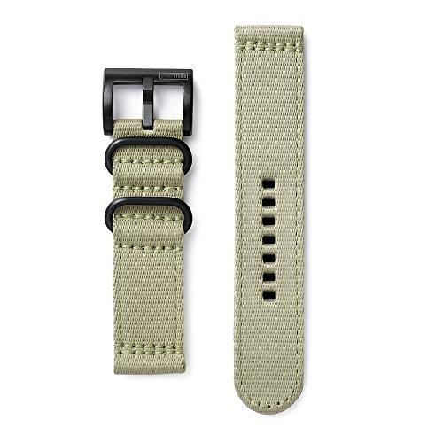 Strap Studio Field Trench Woven Nylon For Samsung Galaxy Gear S3 Smartwatch