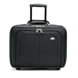 Samsonite Business One Mobile Office, Black, 14 X 9 X 17.5-Inch