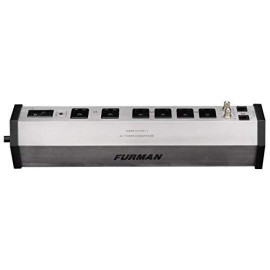 Furman Power Conditioner, Silver (Pst-6)