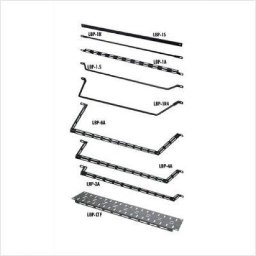 "Horizontal Lacer Bars (""L"" Bar) Bars Lpb-1A (One Bag Of 10 Bars)"