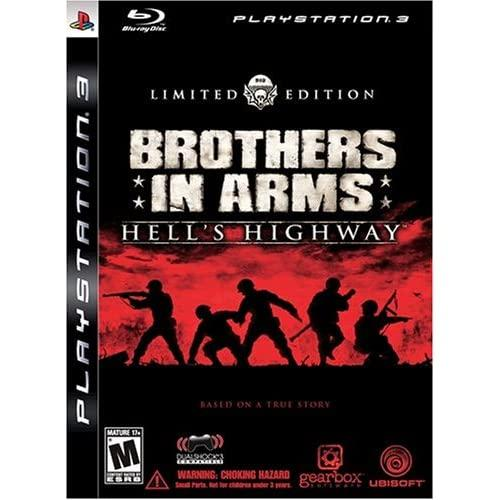 Brother'S In Arms: Hell'S Highway Limited Edition - Playstation 3