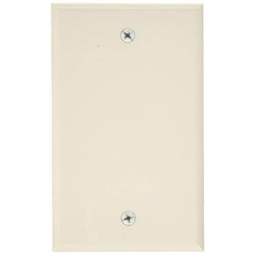 Steren 200-258Wh Blank White Cover Plate