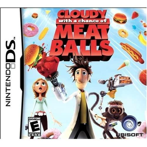 Cloudy Chance Of Meatballs - Nintendo Ds