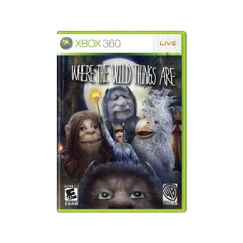 Where The Wild Things Are: The Videogame - Xbox 360
