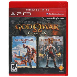 God Of War: Collection - Playstation 3