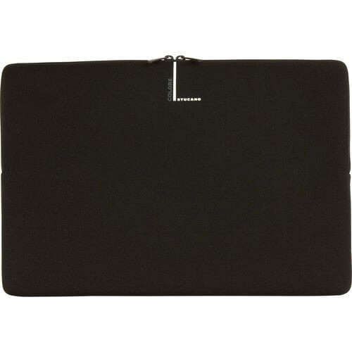 Tucano Colore Second Skin Sleeve For 15 Inch & 16 Inch Notebooks (Black)