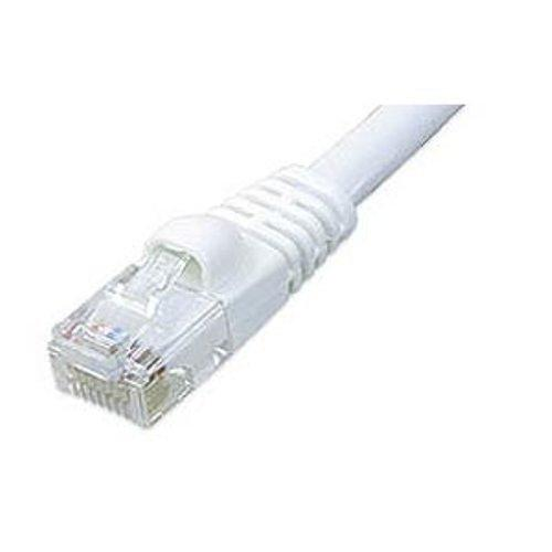 Legrand - On-Q Cat 5E Patch Cable, 10Gbps Ethernet Speed, Computer Networking Cord/Data Cable, 50-Foot, Ac3550Whv1