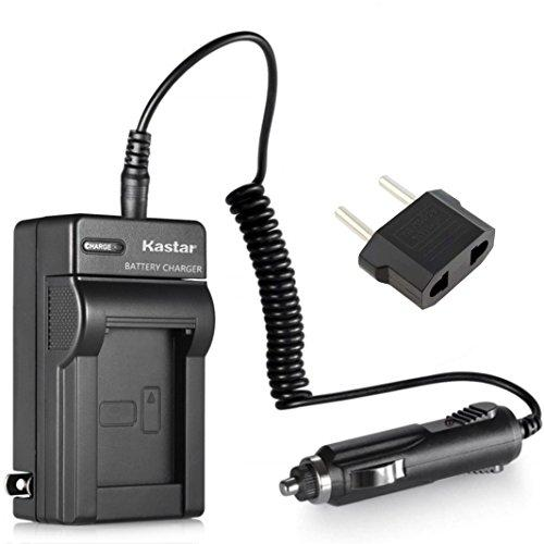Kastar Battery Charger For Sony Np-Ft Np-Fr1 Np-Fd1 Np-Bd1 Battery, Bc-Csd Charger And Sony Cyber-Shot D Type T Type R Type Series Camera