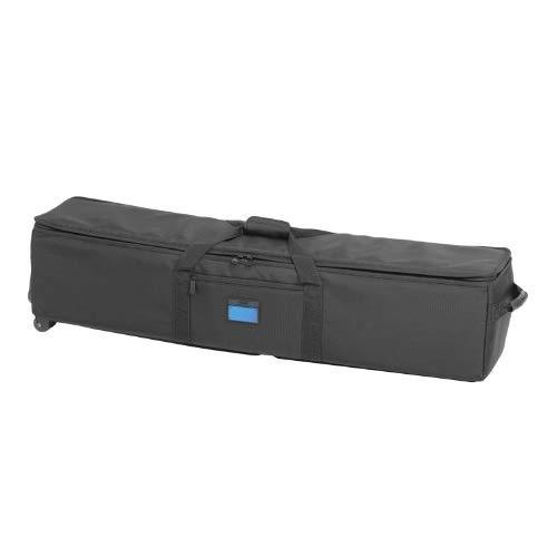 Tenba Transport 48In Rolling Tripod/Grip Case (634-519) Padded Equipment Case With Weatherproof Nylon &Amp; Padded Interior