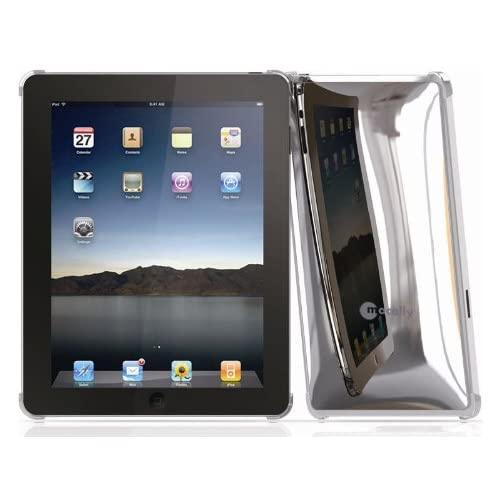 Macally Metrompad Chrome Protective Case For Ipad