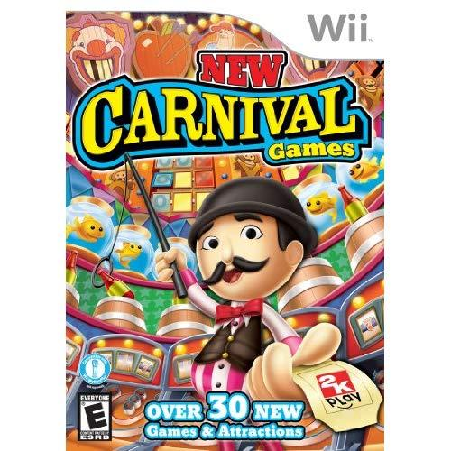 New Carnival Games - Nintendo Wii
