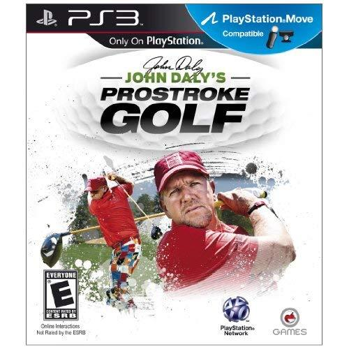 John Daly'S Prostroke Golf (Compatible With Move) - Playstation 3