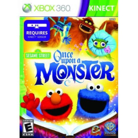 Sesame Street: Once Upon A Monster - Xbox 360