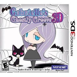 Gabrielle'S Ghostly Groove - Nintendo 3Ds