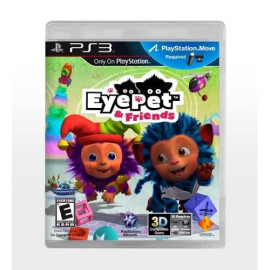 Eye Pet And Friends - Playstation 3