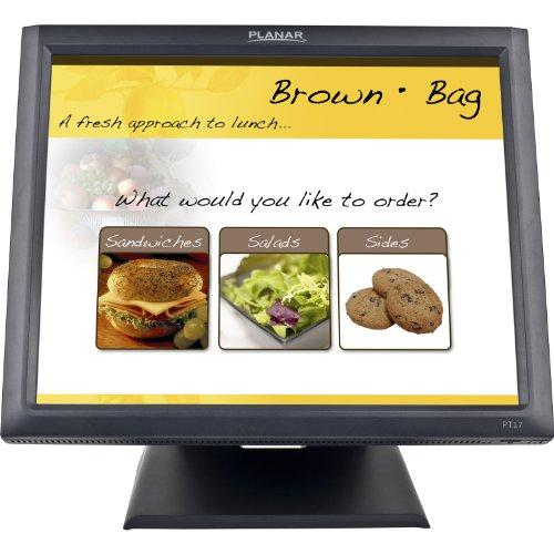 Planar Desktop Monitors Pt1745R 17-Inch Screen Lcd Monitor,Black