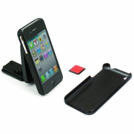Isimple Issh72 Stronghold Adjustable Dashboard Mounting Kit For Iphone 3G/3Gs/4 - Retail Packaging - Black