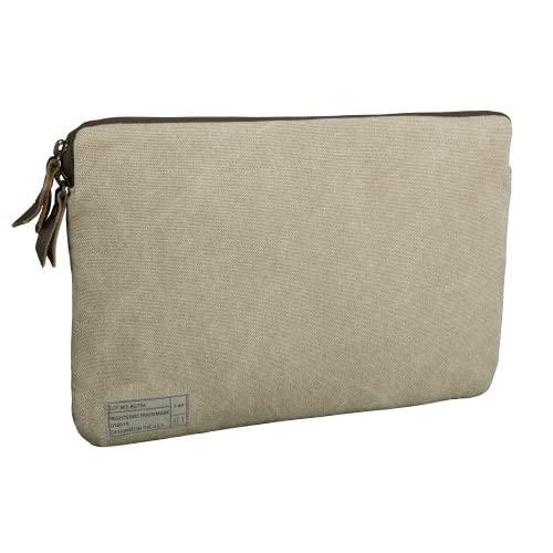 Hex Recon Collection Khaki Washed Canvas For 11-Inch Macbook Air Sleeve (766288788848)