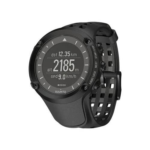 Suunto Men'S Ss018373000 Ambit 1 (Hr) Gps/Heart Rate Sports Watch With Strap, Black