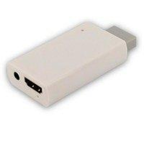 Sewell Wii To Hdmi Converter, Low Latency, 480P