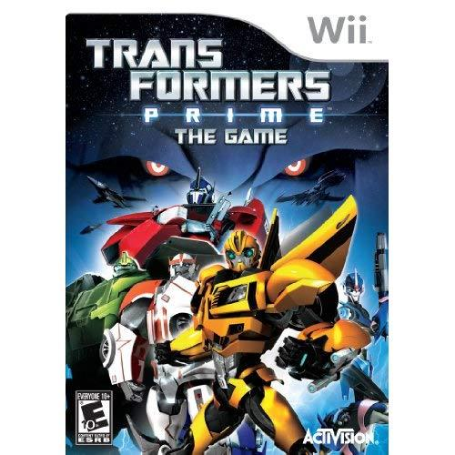 Transformers Prime: The Game - Nintendo Wii