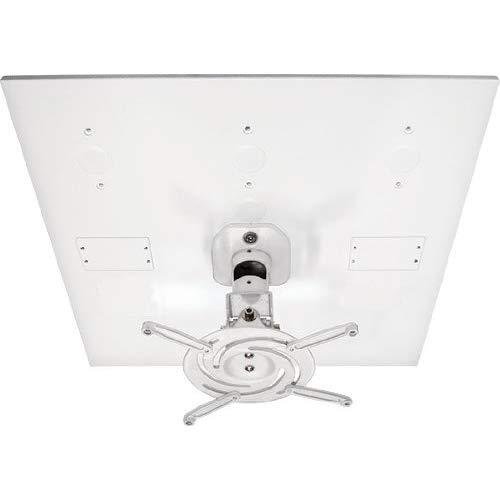Universal Projector Drop-In Ceiling Mount
