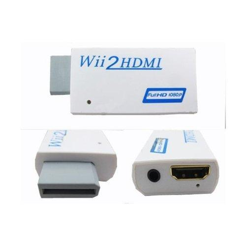 Wii To Hdmi 720P 1080P Hd Output Upscaling Wii 2 Hdmi Converter Tv