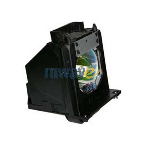 Mwave Lamp For Mitsubishi Wd-73733 Tv Replacement With Housing