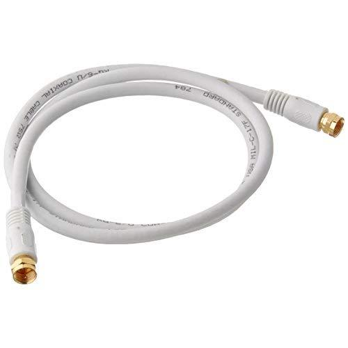 Prime Products 088020 3' Rg6U Coaxial Cable