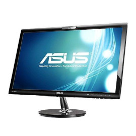 "Asus Vk228H-Csm 21.5"" Full Hd 1920X1080 Hdmi 1.0M Web Cam (Fixed) Monitor"