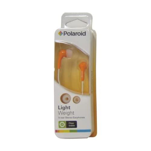 Polaroid Pep14Org In-Ear Earbud , Orange (Discontinued By Manufacturer)