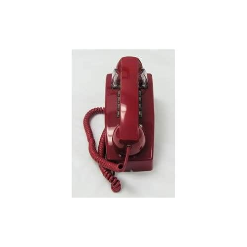 Cortelco 255447-Vba-20Md Wall Valueline Red