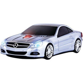 Road Mice Mercedes Sl550 Hp Wireless Mouse, Silver (Hp-11Mbs5Sxa)