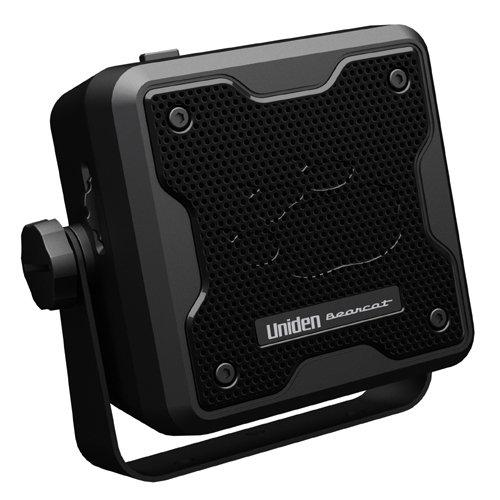 Uniden (Bc23A) Bearcat 15-Watt Amplified External Communications Speaker. Durable Rugged Design, Perfect For Amplifying Uniden Scanners, Cb Radios, And Other Communications Receivers.