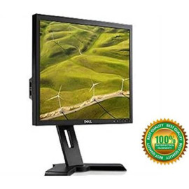 "Dell P190S Black 19"" 5Ms Flat Panel Display Lcd Monitor"