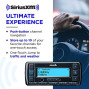 Siriusxm Stratus 7 Satellite Radio With Vehicle Kit | 3 Months All Access Free With Subscription