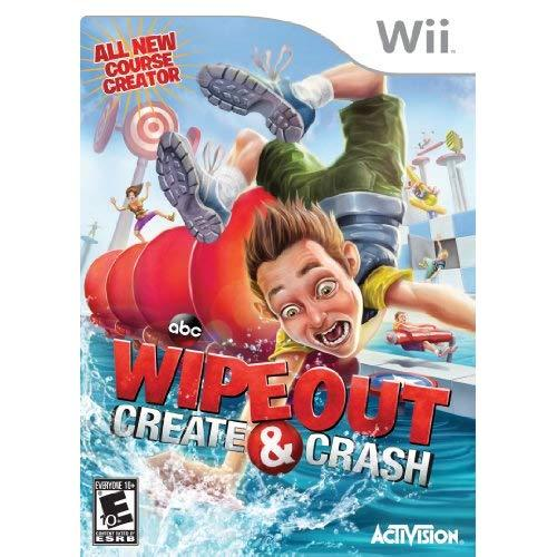 Wipeout: Create &Amp; Crash - Nintendo Wii
