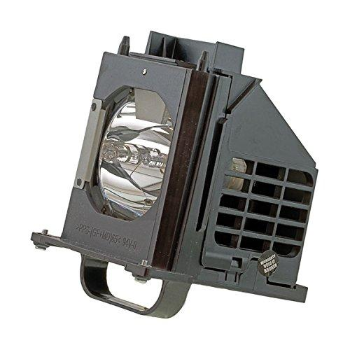 Mitsubishi Wd73837 Rear Projector Tv Assembly With Oem Bulb And Original Housing
