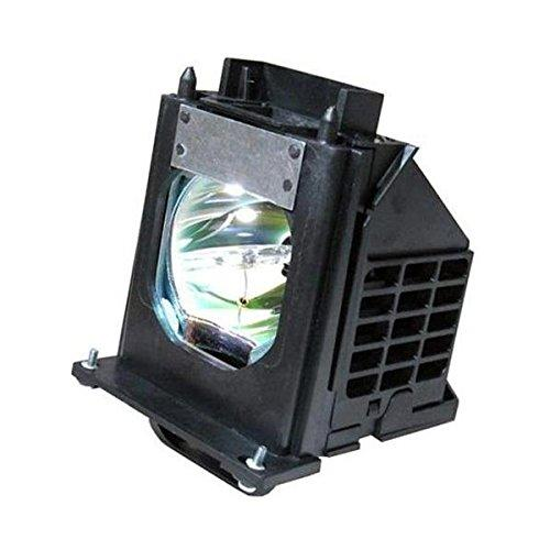 Mitsubishi Wd65733 Rear Projector Tv Assembly With Oem Bulb And Original Housing