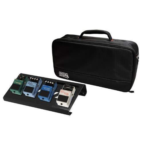 """Gator Cases Aluminum Guitar Pedal Board With Carry Bag; Small: 15.75"""" X 7"""" 