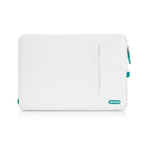 """Incase 13"""" Macbook Pro Protective Sleeve Deluxe In White/Tropic Blue Cl60315"""