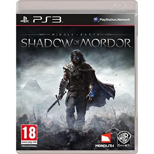 Middle - Earth: Shadow Of Mordor (Ps3)
