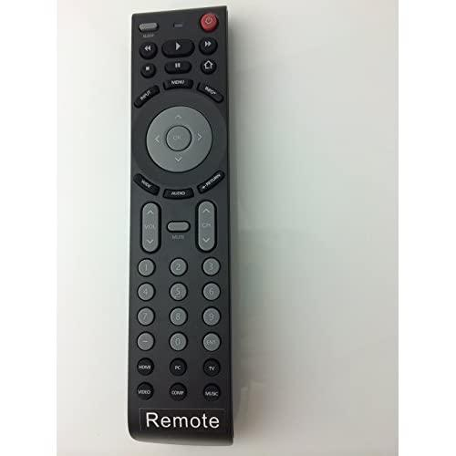 Beyution Remote Control Compatible With Jvc Emerald Series And Emerald Ftr Series Replacement For Jvc Led Hdtv Em42Ftr Em48Ftr Em55Ftr Em65Ftr Tv