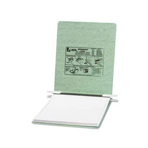 """Acco - 3 Pack - Pressboard Hanging Data Binder 9-1/2 X 11 Unburst Sheets Light Green """"Product Category: Binders &Amp; Binding Systems/Binders"""""""