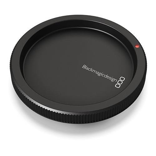 Blackmagic Design Replacement Body Cap For Select Cameras With Pl Mount