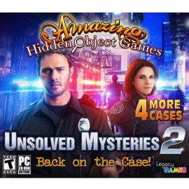 Legacy Games Unsolved Mysteries 2: Amazing Hidden Object Games Pc
