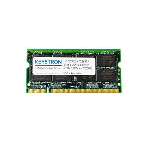 Q2632A Q7723A 512Mb Memory Upgrade For Hp Color Laserjet 5550N, 5550Dn, 5550Dtn, 5550Hdn, 5550